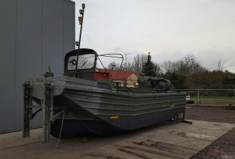 7.45 meter workboat