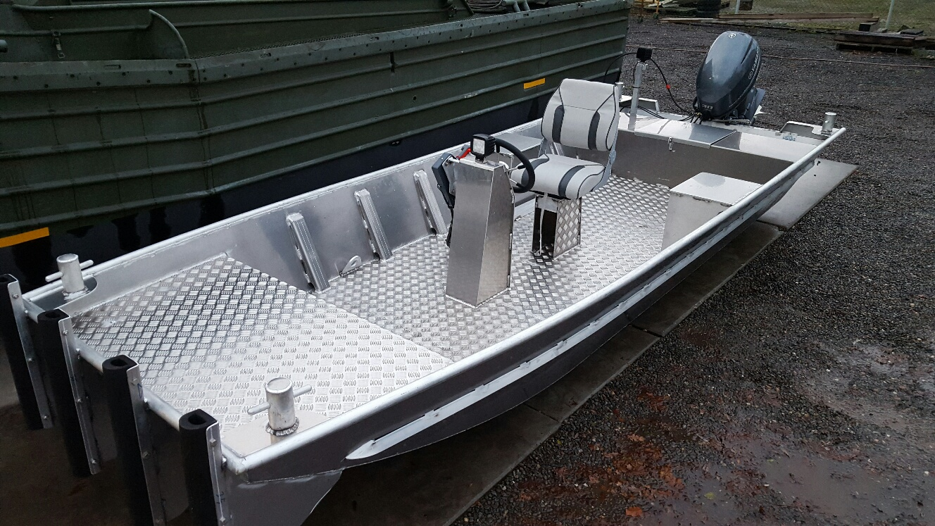 HasCraft 500 Pushboat