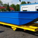 6.00 meter steel workboat