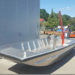 600ZL Aluminium Workboat V-bottom