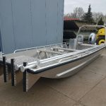 HasCraft 600 ALL Round Water Research Boat